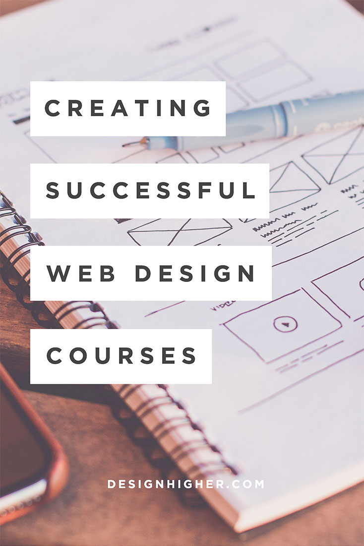 How to Make Your Web Design Courses Successful