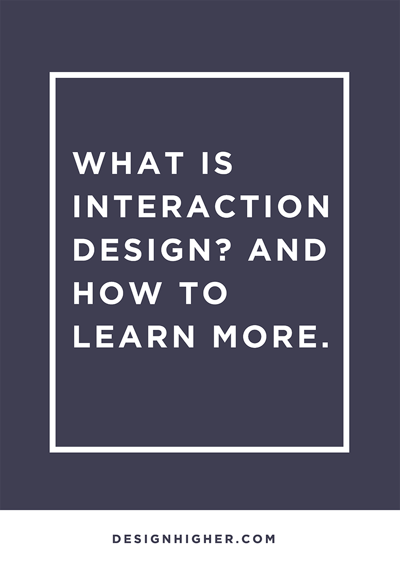 What is Interaction Design + How You Can Learn More