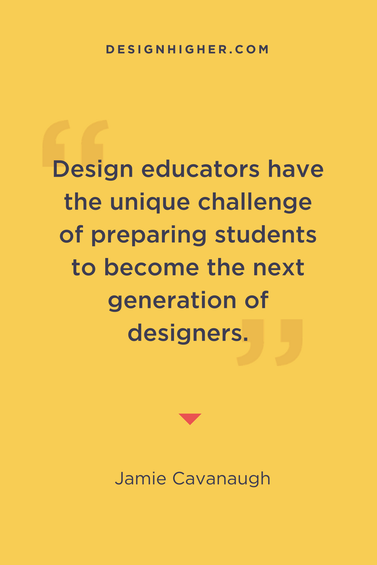 Design Education: Sharing what I know about teaching #design #education